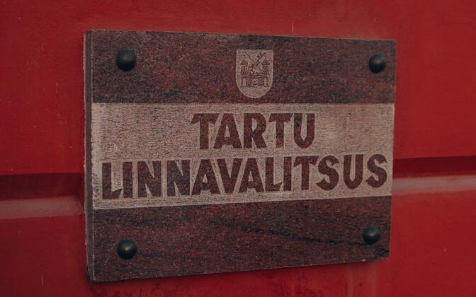 Tartu Linnavalitsus.
