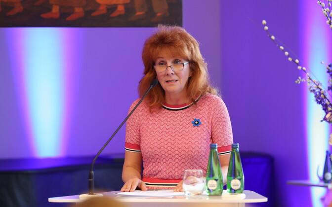 Haridus- ja teadusministeeriumi kantsler Tea Varrak