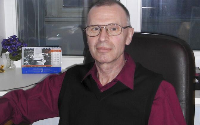 Venemaa teadlane Vladimir Uglev.