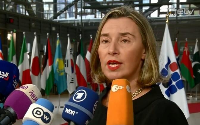 Могерини: США немогут отменить сделку сИраном выходом изнее