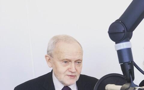 Яак Аллик остался в совете Русского театра