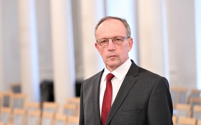 Tartu Ülikooli uus rektor Toomas Asser