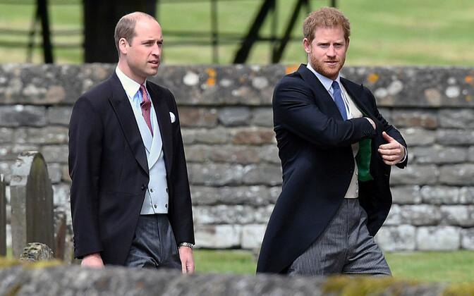 Prints William ja prints Harry