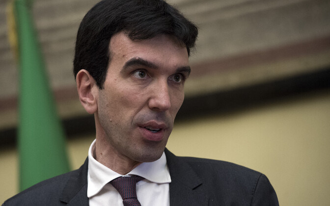 PD ajutine esimees Maurizio Martina.