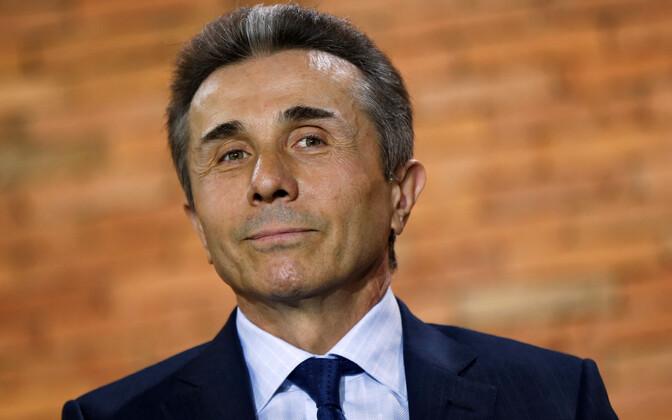 Gruusia endine peaminister Bidzina Ivanišvili.
