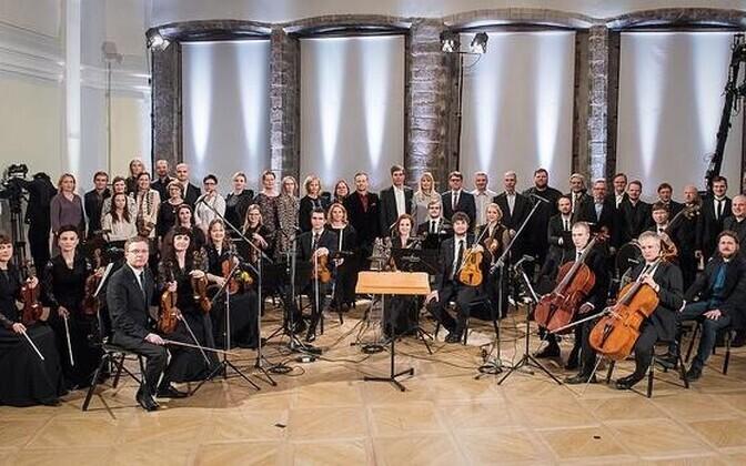 Tallinna Kammerorkester 25
