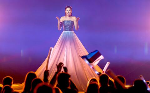 Eesti Laul 2018 võitja Elina Nechayeva