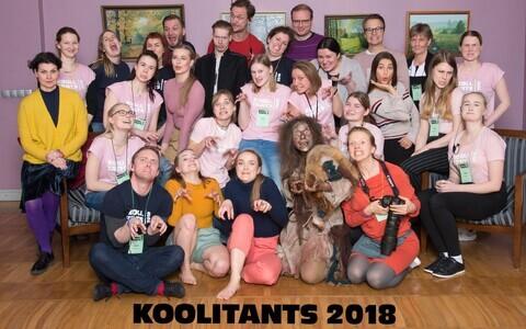 Koolitants 2018