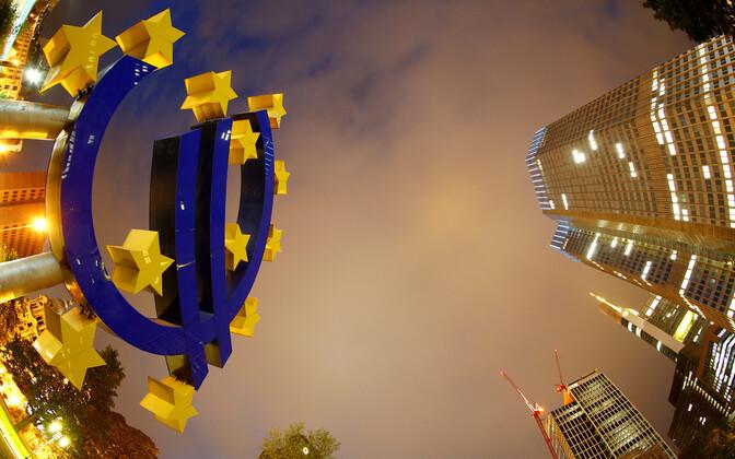 Euro märk.