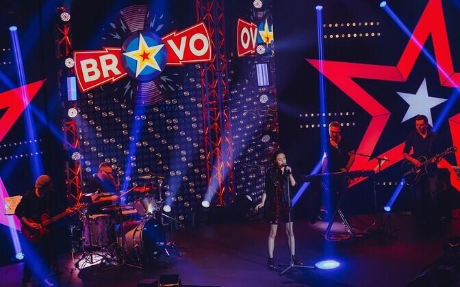 Шоу музыкальных талантов BRAVO!
