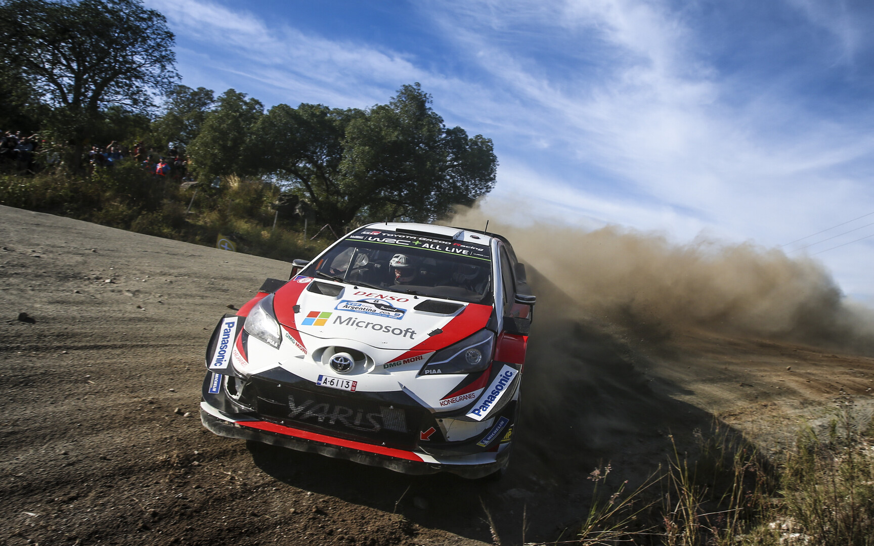 t nak wins 2018 rally argentina remains wrc third with 72 points news err. Black Bedroom Furniture Sets. Home Design Ideas