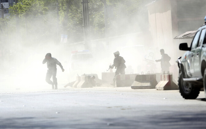 В Кабуле в результате теракта погибли 25 человек.