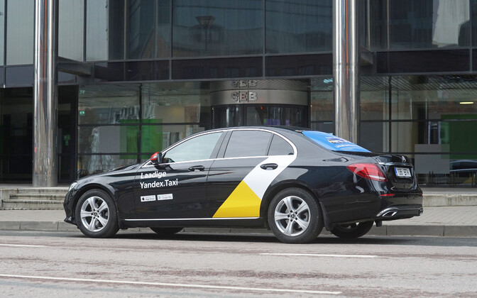 The new contender on the market will work exclusively with established taxi companies.