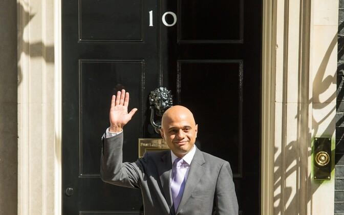 Briti uus siseminister Sajid Javid