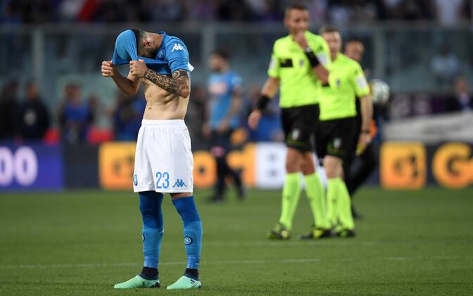 Fiorentina - Napoli.