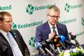 В понедельник днем Юри Ратас и Янек Мягги встретились с журналистами.