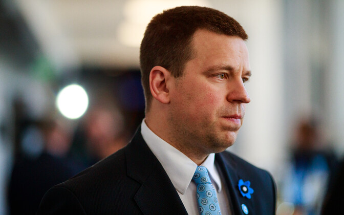 Barely made the top five best-paid officials in 2017, outside the top ten in 2018: Prime Minister Jüri Ratas.
