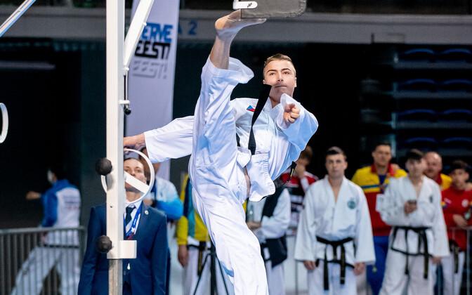 Taekwondo Euroopa meistrivõistlused toimusid sel aastal Tallinnas