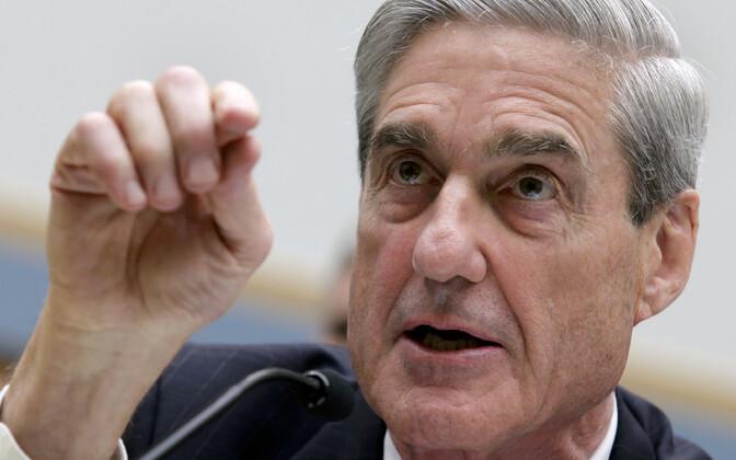 USA eriprokurör Robert Mueller.