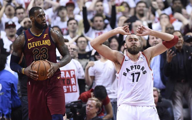 Toronto Raptors - Cleveland Cavaliers
