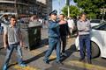 С раннего утра в Ереване перекрыты многие автодороги.
