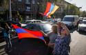 С раннего утра в столице Армении перекрыты ряд автодорог, а также ряд автотрасс республиканского значения.
