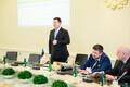 Jüri Ratas, Urmas Reinsalu ja Andres Anvelt valitsuse istungil