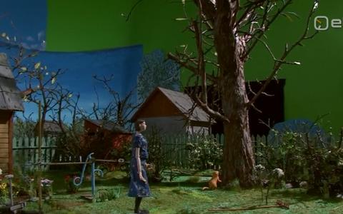 Sergei Kibuse nukufilmi maailm on loodud plastiliinist.