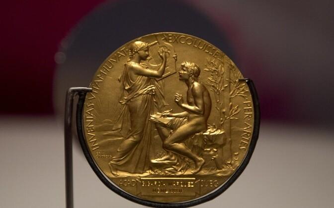 Nobeli kirjanduspreemia