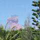 Kilauea vulkaanist tõusev tuha- ja suitsusammas