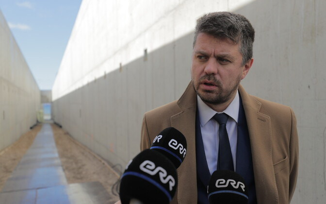 Justice Minister Urmas Reinsalu (Pro Patria)