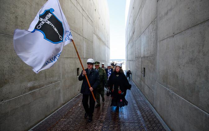 Заложен краеугольный камень мемориала жертвам коммунизма