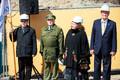Nurgakivi panek kommunismiohvrite memoriaalile