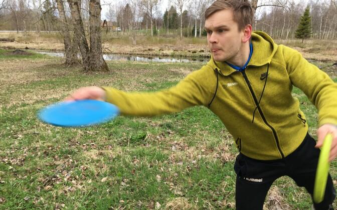 Discgolfi maraton