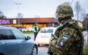 Politseinikud ja kaitseliitlased kontrollisid Siili käigus autojuhte.