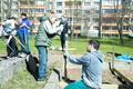 Толоки в Ласнамяэ. Создание общественного Огорода Лаагна