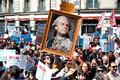 Protest Prantsusmaa presidendi Emmanuel Macroni poliitika vastu.
