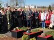 В Маарду торжественно перезахоронили останки 71 солдата.
