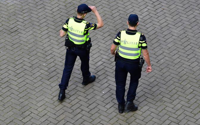 Hollandi politseinikud.