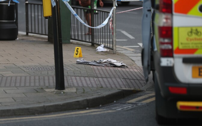 Mõrvapaik Harrows Londfonis.