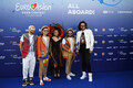 63. Eurovisiooni punane vaip, Moldova ansambel DoReDoS (Moldova) ja Filipp Kirkorov