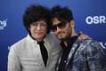 63. Eurovisiooni punane vaip, Lauljad Ermal Meta ja Fabrizio Moro Itaaliast