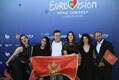 63. Eurovisiooni punane vaip, Vanja Radovanović Montenegrost