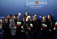 63. Eurovisiooni punane vaip, Bulgaaria bänd Equinox