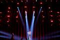 Valgevene laulja ALEKSEEV esitab võistluspala
