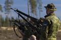 Kaitseliitlased viisid Siili raames läbi mastaapseid lahinglaskmisi.