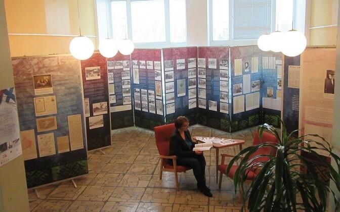 Näitus Läti jäägritest