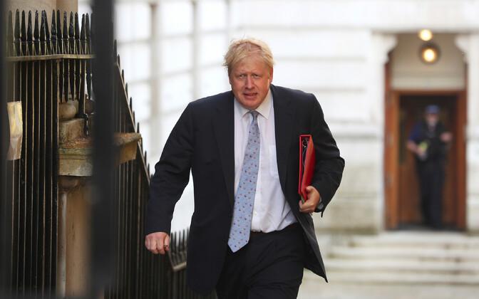 Briti välisminister Boris Johnson.
