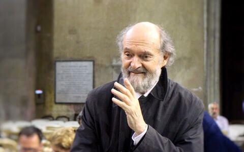 Arvo Pärt Santa Sabina basiilikas 2018 mais