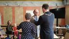Kuressaare 25. teenetemärgi laureaat on Olavi Pesti.
